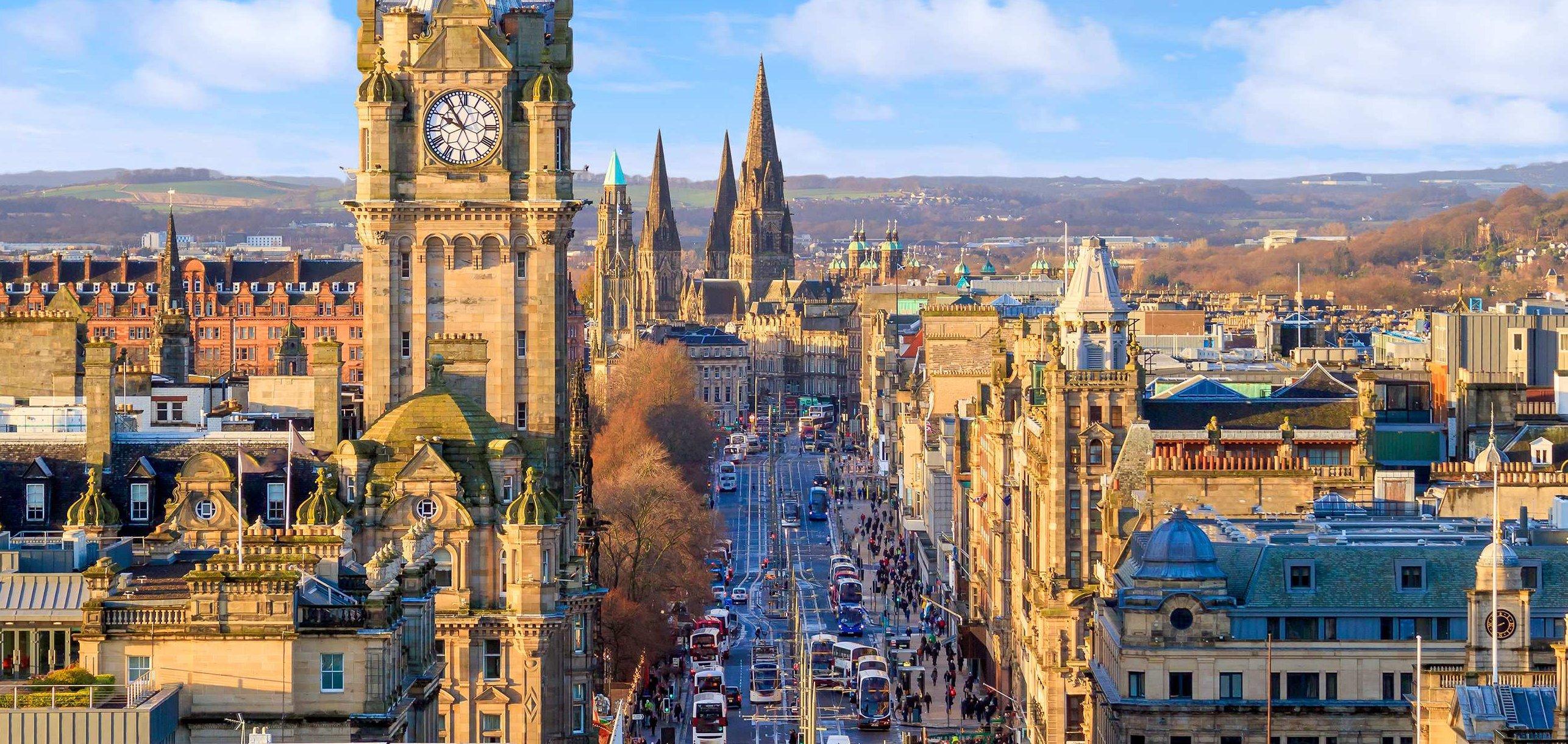 SPD review Edinburgh