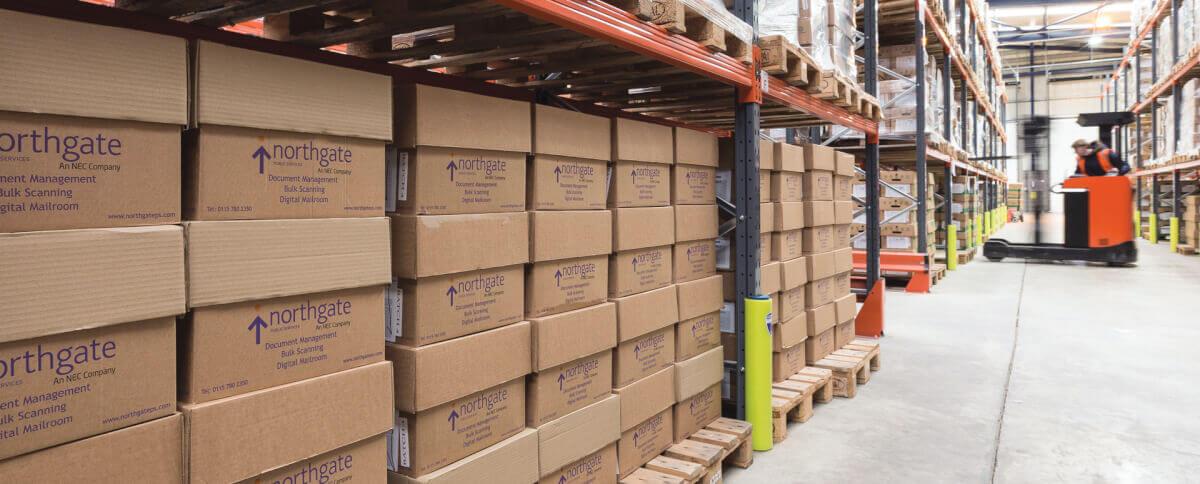 paper storage documents